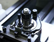 Precision machined wood products