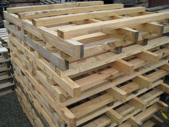 Specialty pallets